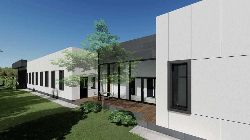 proiect centru medical pitesti - birou de proiectare asd